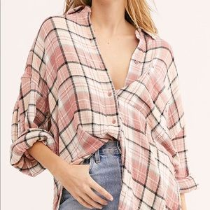 NWT We the Free Hidden Valley Shirt, L
